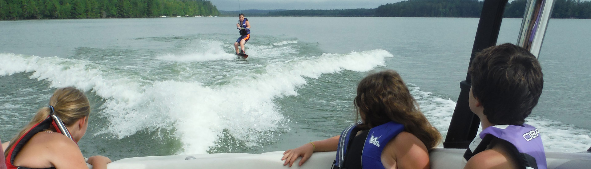 Mud City Adventures and Camp Manitou Wake Sport Camp
