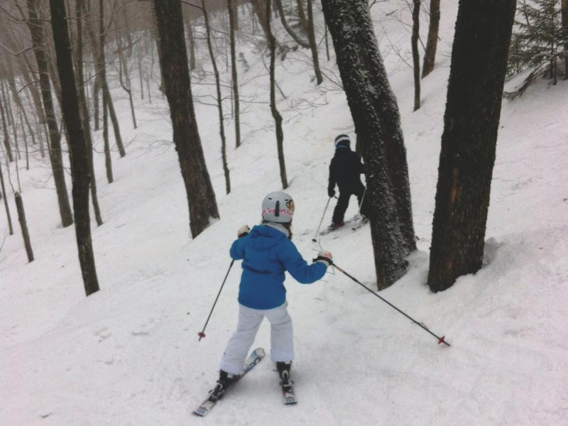 Jay Peak Day Camps for Kids during the Winter, we depart from Stowe Vermont upon request