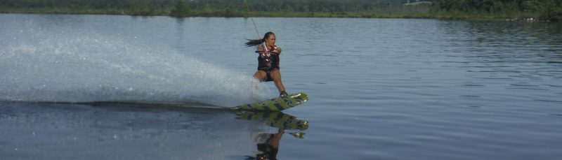 Wakeboard Camp in Stowe VT